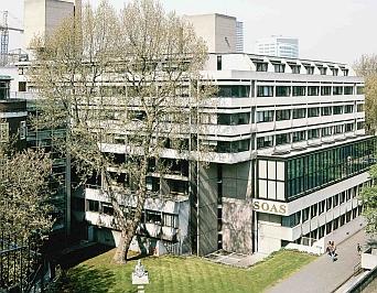 SOAS 런던 대학교 도서관